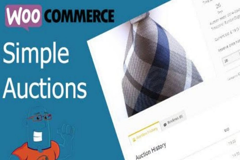BuddyForms WooCommerce Simple Auctions