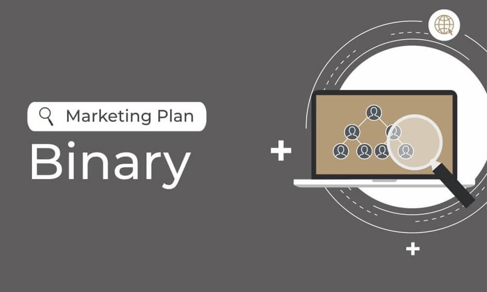 Marketing plan binary