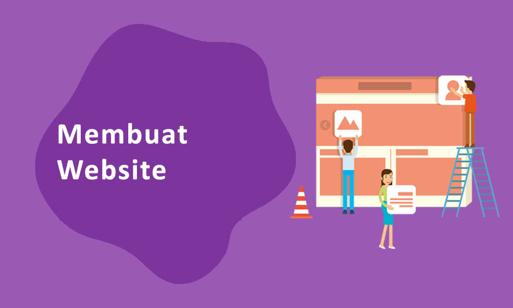 Membuat website