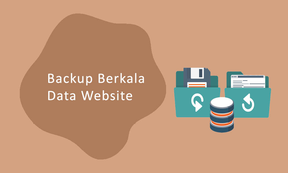 Backup Berkala Data Website