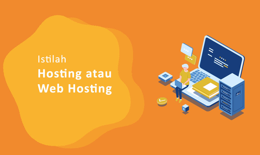 Hosting atau Web Hosting