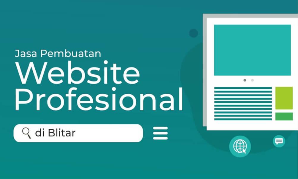 Jasa Pembuatan Website & Aplikasi Profesional di Blitar