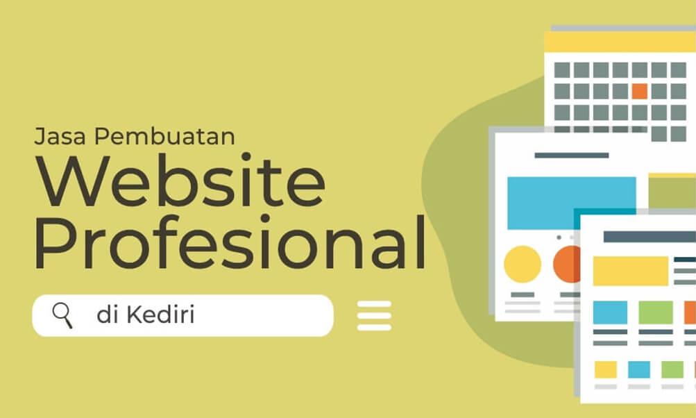 Jasa Pembuatan Website di Kediri Profesional Full Custom