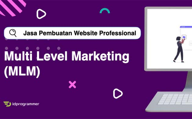 Jasa Pembuatan Website MLM Profesional