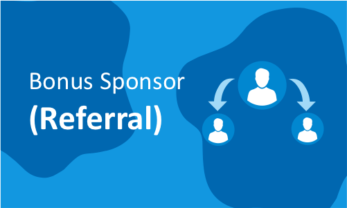 Bonus Sponsor (Referral)